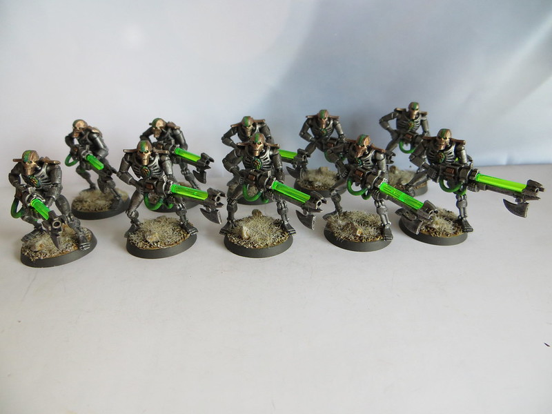 3rd Necron Warriors I