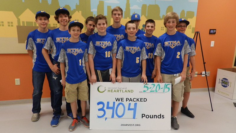 STMA 14AAA Baseball Team 5-20-15
