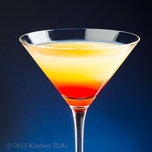 Golden Dawn Cocktail