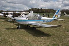 G-CEAM EV-97 Eurostar Popham