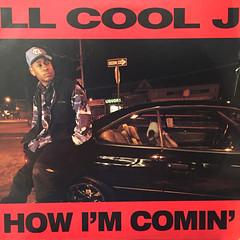 LL COOL J:HOW I'M COMIN'(JACKET A)