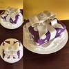 Gift box rum cake
