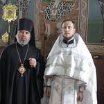 Иерейская хиротония Александра Кудлича