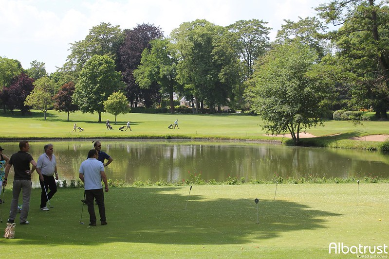 photo du golf Golf de Reims Champagne - Parcours