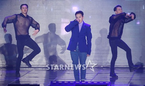 Big Bang - The 5th Gaon Char K-Pop Awards - 17feb2016 - Starnews - 15