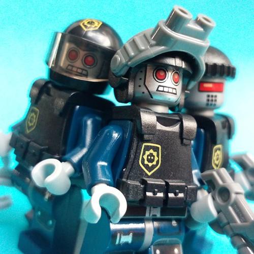 Super Secret Police