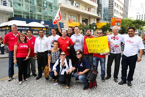 Dia Nacional de Paralisação contra o PL 4.330
