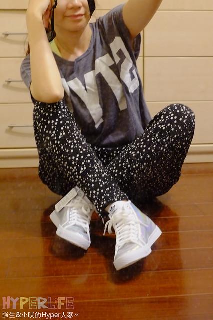 【買物】閃閃惹人愛~Adidas Honey Mid W經典復古休閒鞋開箱!!! @強生與小吠的Hyper人蔘~