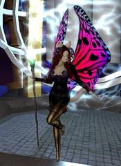 Aurora Creators - NaLa, ALEGRIA, Empyrean Forge, Dress me Designs,  and John Dee's emporium