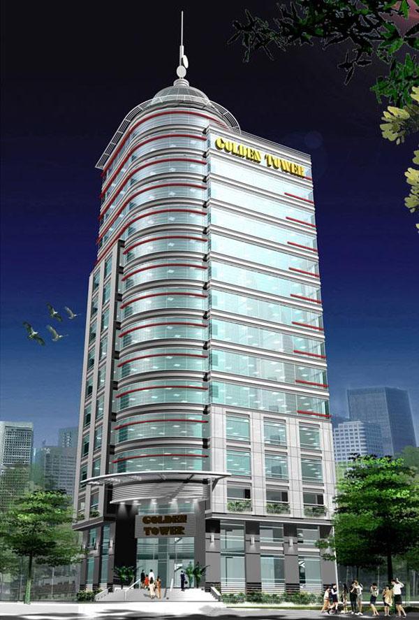 Dự án bất động sản Golden Tower
