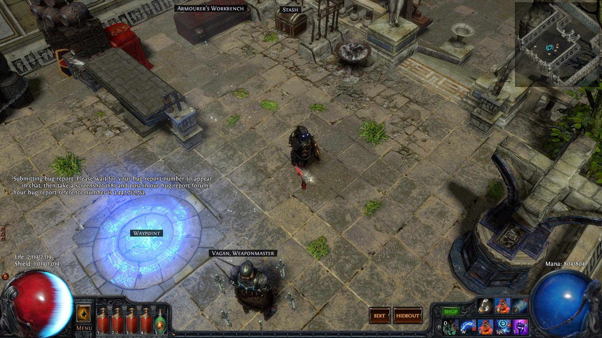 Claim Crafting Benches Path Of Exile