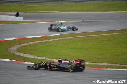 Hamilton and Grosjean