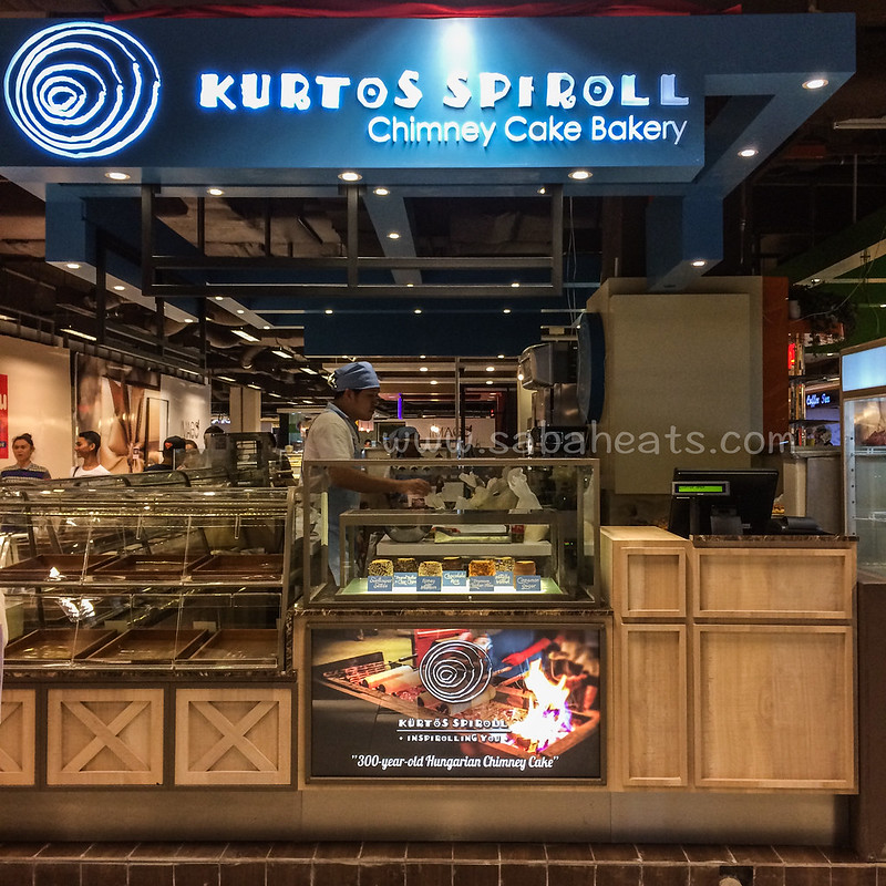 Kurtos Spiroll Imago Mall
