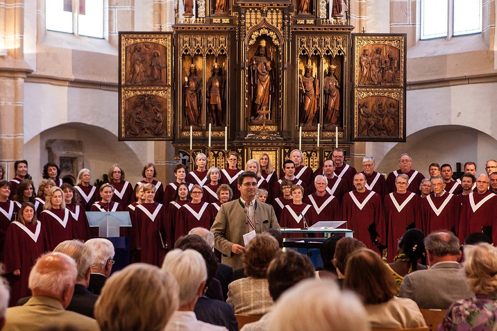 Highland Park United Methodist Church Chancel Choir 2014 Tour of Hungary, Austria and the Czech Republic