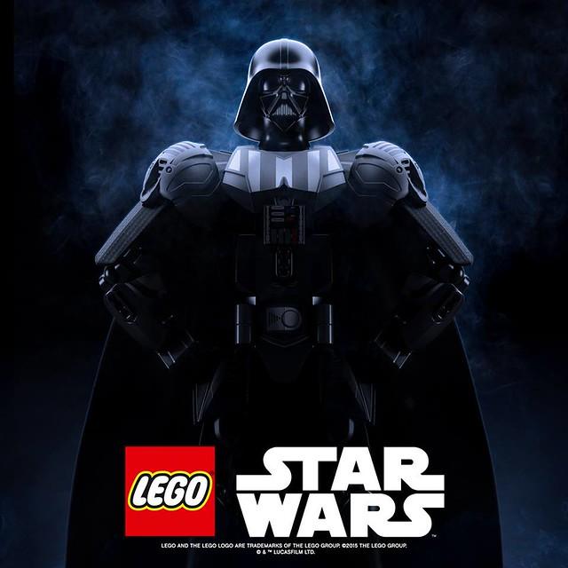 LEGO Star Wars Constraction Figures
