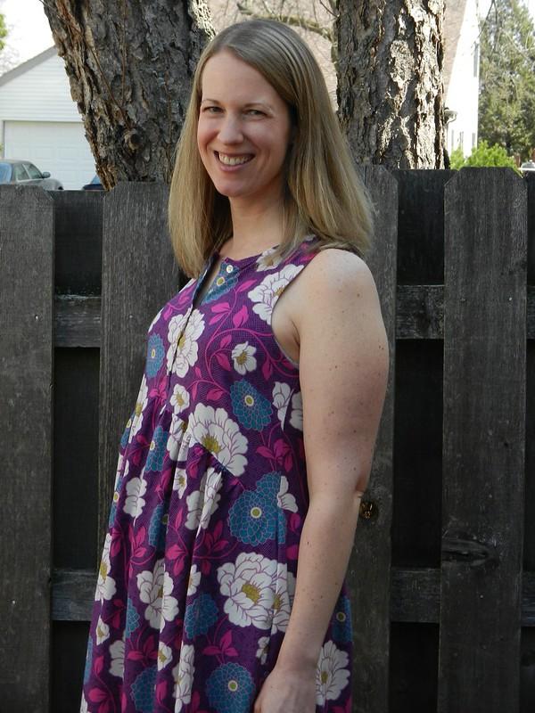 Lisa Dress side 2