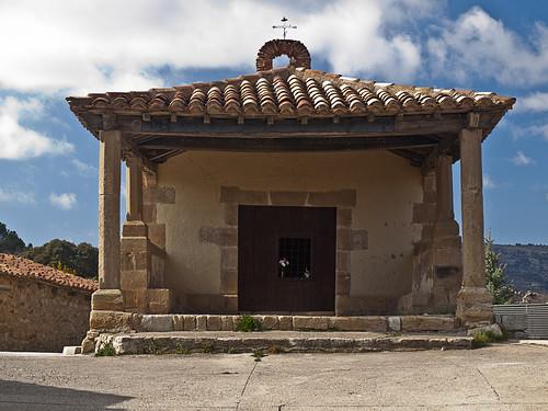 Ermita de Santa Bárbara, El Castellar