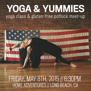 Yoga and Yummies May