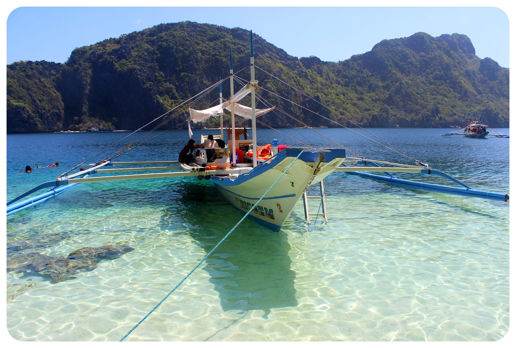 travel costs Philippines