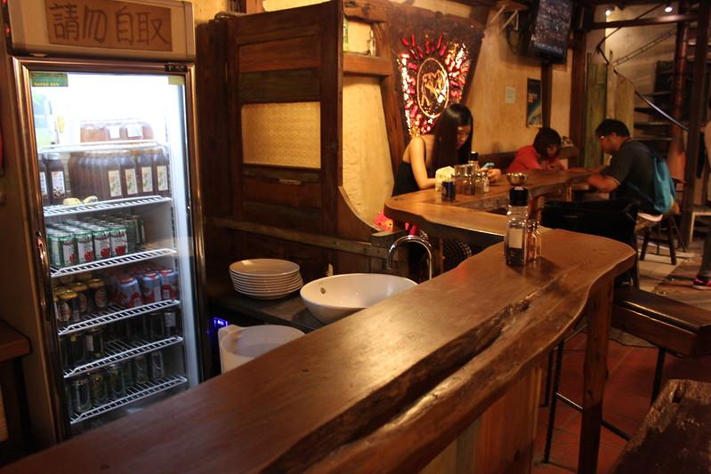 17度C大陸沙發客-西門町美食-美觀園-SOFREE披薩 (11)