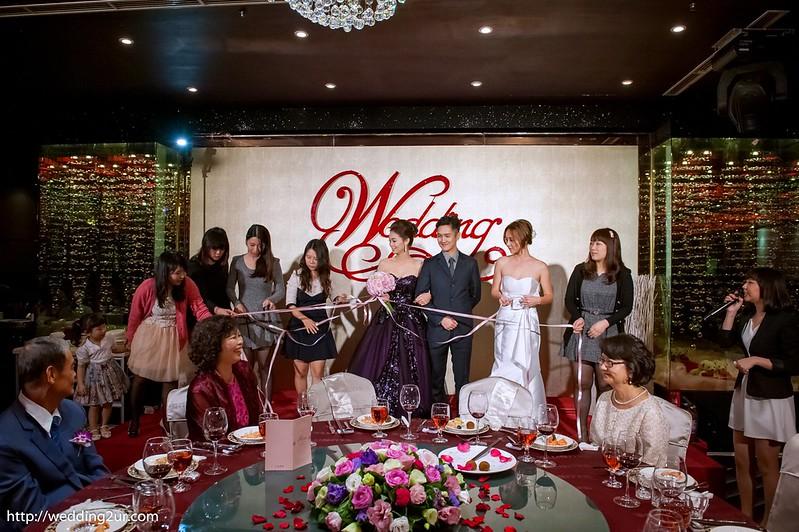 台中婚攝@台中新天地崇德店_124立群&儀婷 訂結婚喜宴