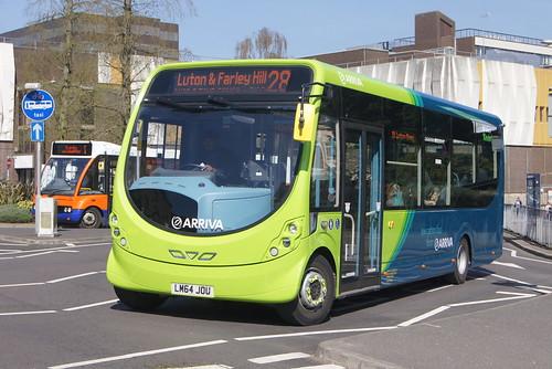 Arriva 2517 LM64 JOU