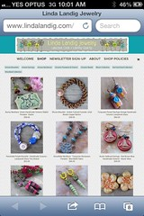 My shop - Linda Landig Jewelry