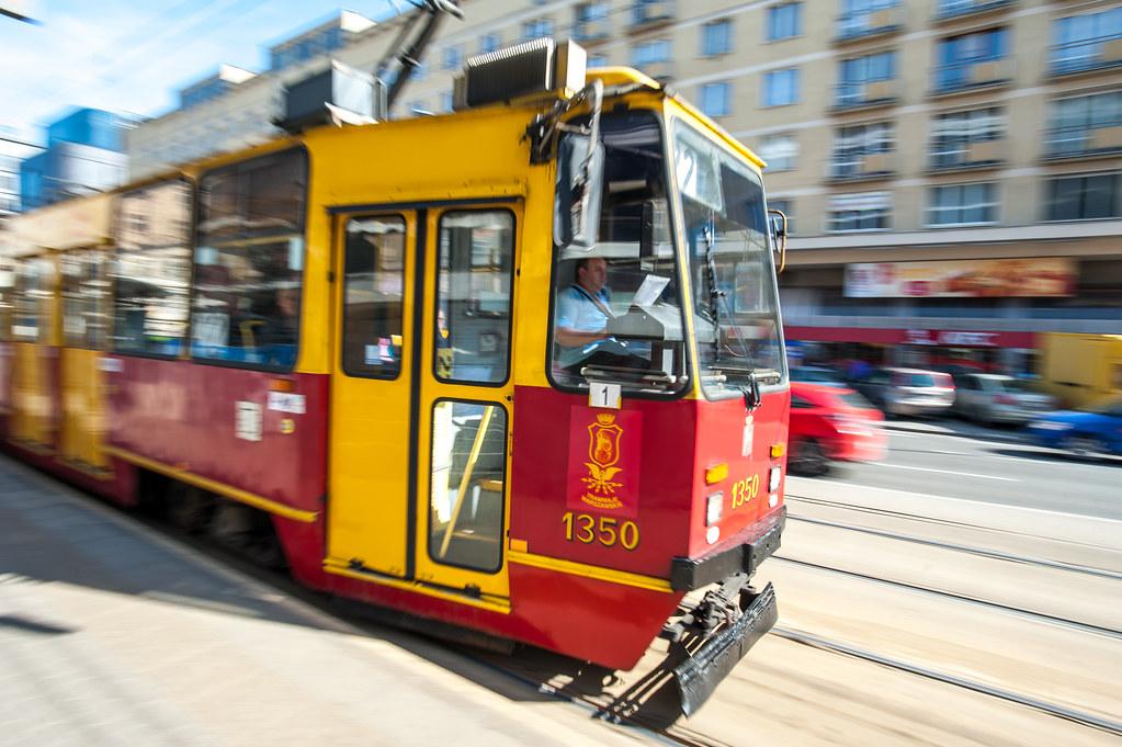Tram | Warsaw 2015