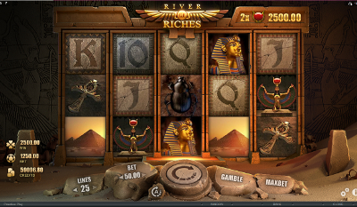 River of Riches slot game online review