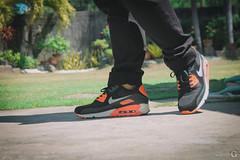 "Nike Air Max 90 ""Atomic Red"""