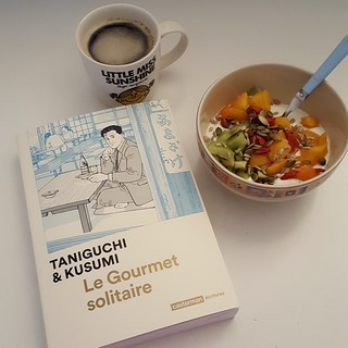 Le gourmet solitaire de Tanigushi & Kusumi
