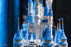 Cinderella Castle  Towers