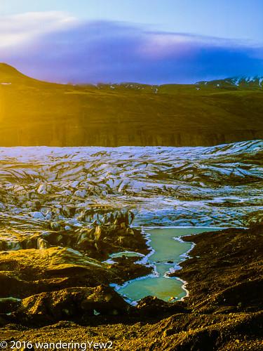 120 mamiya film sunrise mediumformat iceland nationalpark glacier filmscan mamiya7ii glaciallagoon vatnajökullnationalpark