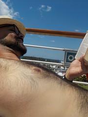 Reading on Serenity Deck