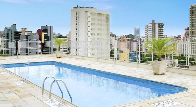 Hotéis em Curitiba