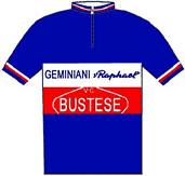 Veloclub Bustese Geminiani - Giro d'Italia 1957