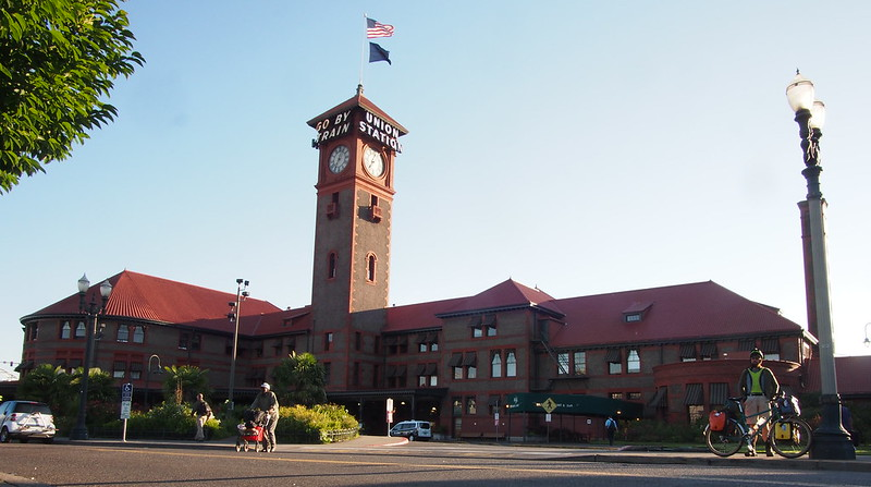 Portland Union Station: OLYMPUS DIGITAL CAMERA