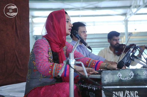 Devotional song by Shivani from Lajpat Nagar, Delhi