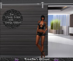 Shanais Closet Fab With Omega Appliers
