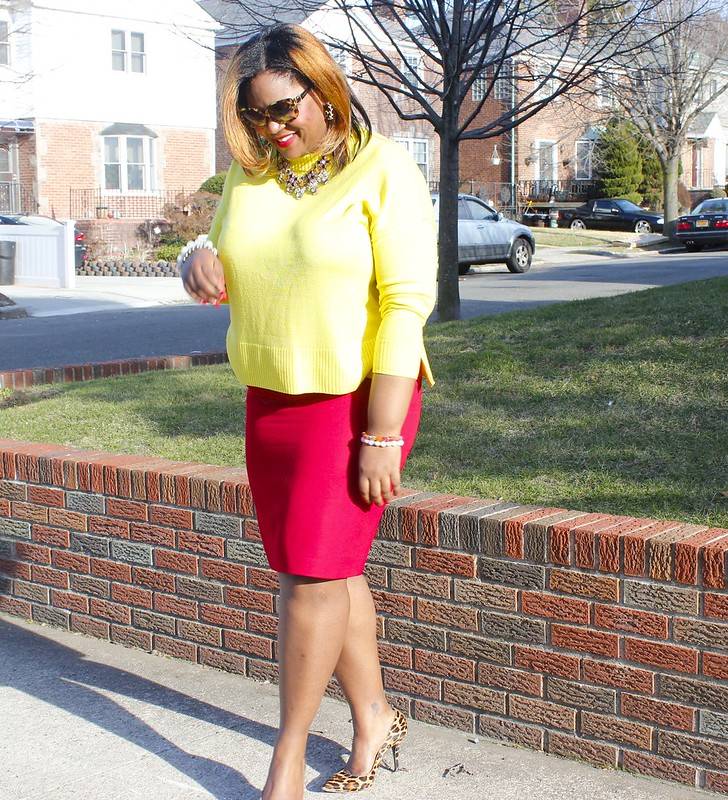 red+yellow+fashion+combo