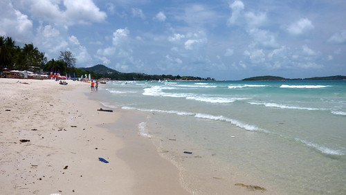 Koh Samui Chaweng Beach - チャウエンビーチ