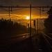 Railway Nightshift by Rob Dammers