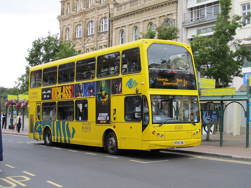 DA112 Yellow Buses