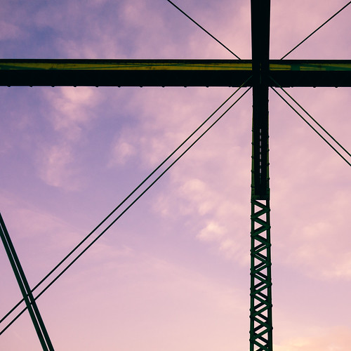 bridge pink sunset sky abstract lines architecture square photography evening colorful pattern crossing purple dailypic vibrant shapes vivid filter dailyphoto photooftheday project365 photoadaychallenge vsco vscofilm buuckphotos buuckphotography