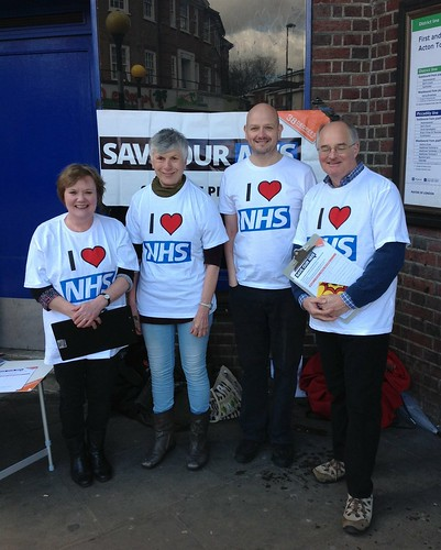 Save our NHS - Acton