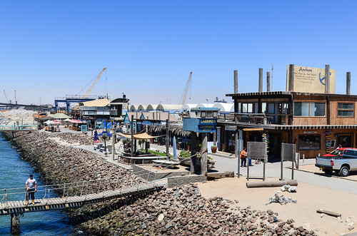 Walvis Bay waterfront