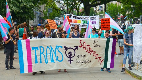 Trans Solidarity Rally and March 55436