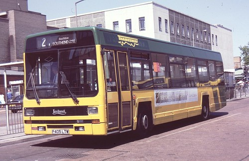 Image result for first bus southend 1990