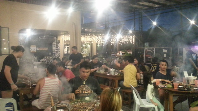Grill All Meat You Can Eat at The Grillery Smoke House in Backyard Burgers Ecoland - Davao Food Trips 20150419_182228