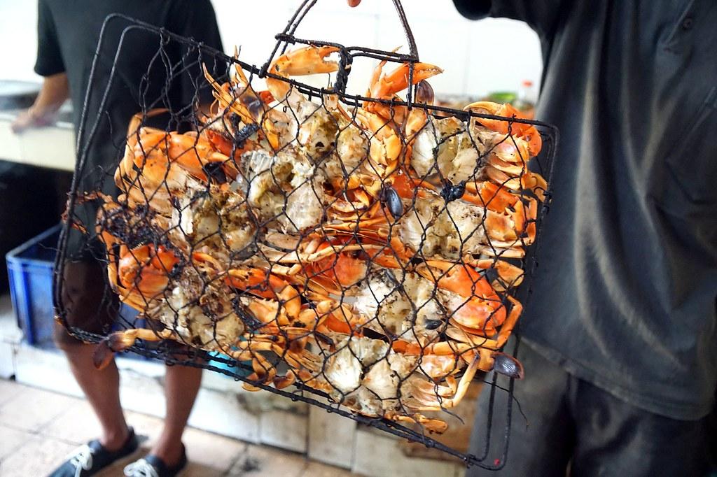 jimbaran beach - seafood - night time -005